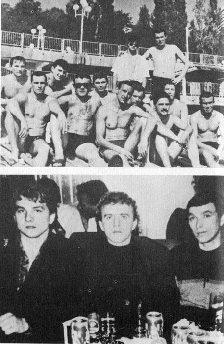 Москва Бандитская Николай Модестов